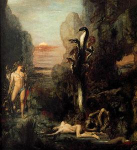 Геракл и гидра