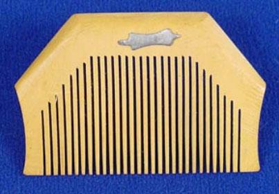 Кангха – особый гребень в волосах
