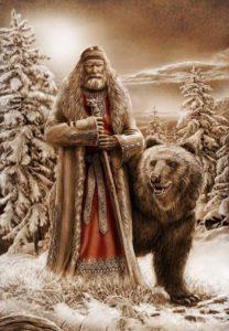 Велес — Славянский Бог трех Миров
